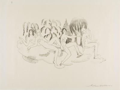 Hamadryads, 1919-20