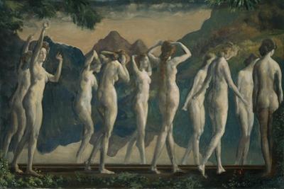 Maya, Mirror of Illusions, C.1910