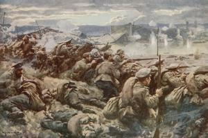 Barring the Way: an Heroic Russian Rearguard During the Great Polish Retreat by Arthur C. Michael