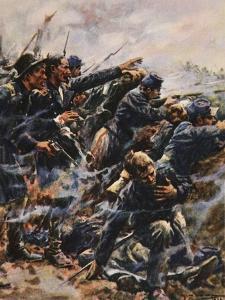 High Tide at Gettysburg by Arthur C. Michael