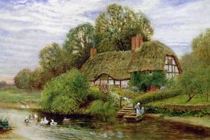 Tranquility by Arthur Claude Strachan