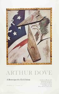 Portrait of Ralph Dusenberry by Arthur Dove