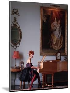 Vogue - September 1991 by Arthur Elgort