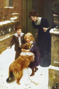 Good Friends by Arthur Elsley