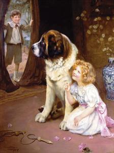 Hide and Seek by Arthur Elsley