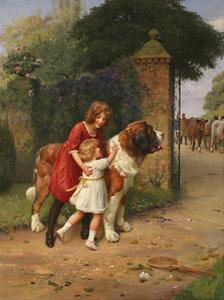Safely Guarded by Arthur Elsley