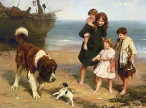 Summer Fun by Arthur Elsley