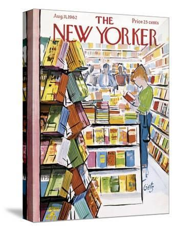 The New Yorker Cover - August 11, 1962