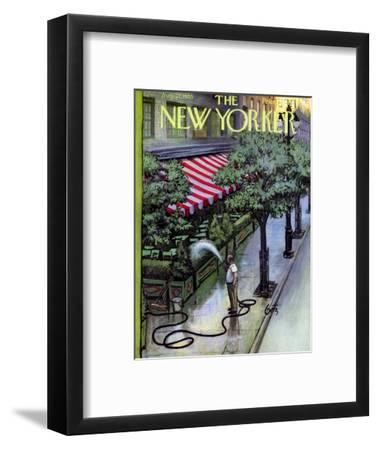 The New Yorker Cover - August 27, 1955
