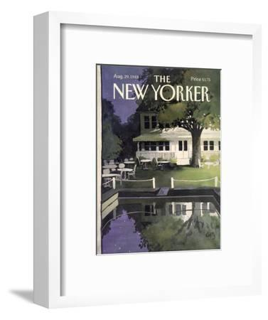 The New Yorker Cover - August 29, 1988