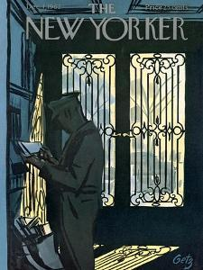 The New Yorker Cover - December 1, 1962 by Arthur Getz