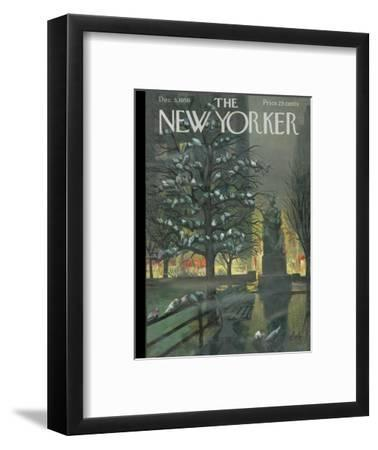 The New Yorker Cover - December 5, 1959