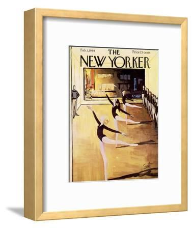 The New Yorker Cover - February 1, 1964