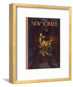 The New Yorker Cover - July 14, 1951 by Arthur Getz