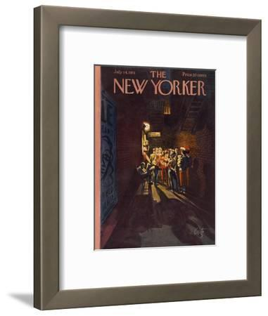 The New Yorker Cover - July 14, 1951