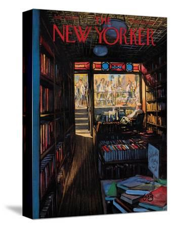 The New Yorker Cover - July 20, 1957