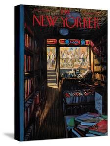 The New Yorker Cover - July 20, 1957 by Arthur Getz