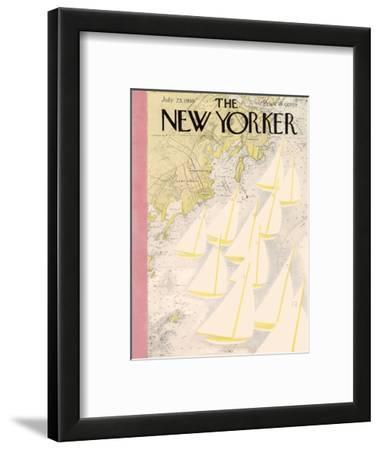The New Yorker Cover - July 23, 1938