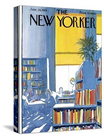 The New Yorker Cover - June 29, 1968