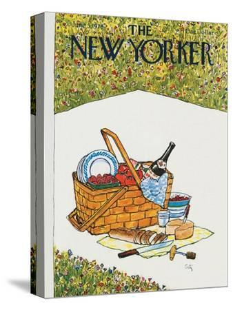 The New Yorker Cover - June 5, 1978