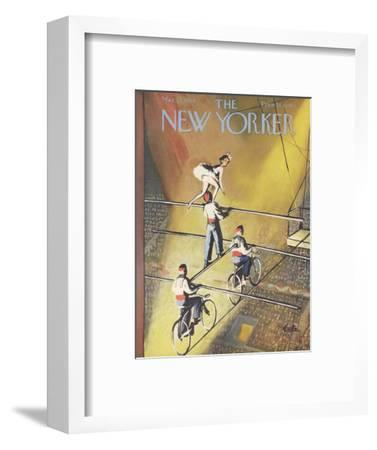 The New Yorker Cover - March 27, 1954