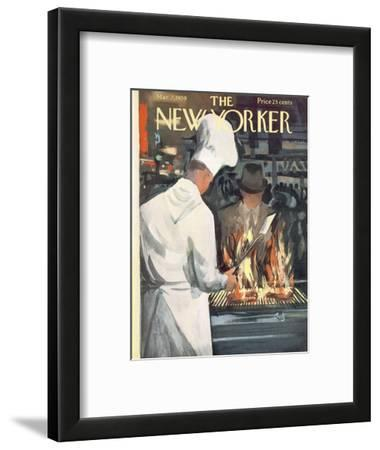 The New Yorker Cover - March 7, 1959