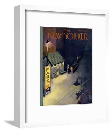 The New Yorker Cover - May 2, 1953