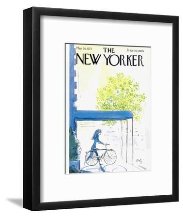 The New Yorker Cover - May 26, 1973