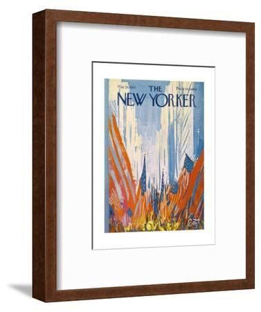 The New Yorker Cover - May 29, 1965