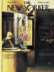 The New Yorker Cover - May 6, 1961 by Arthur Getz