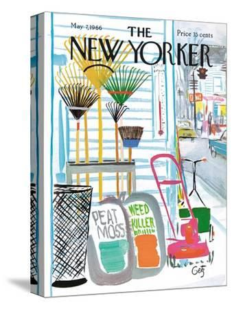The New Yorker Cover - May 7, 1966