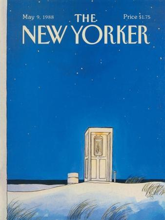 The New Yorker Cover - May 9, 1988