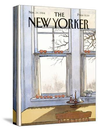 The New Yorker Cover - November 19, 1984