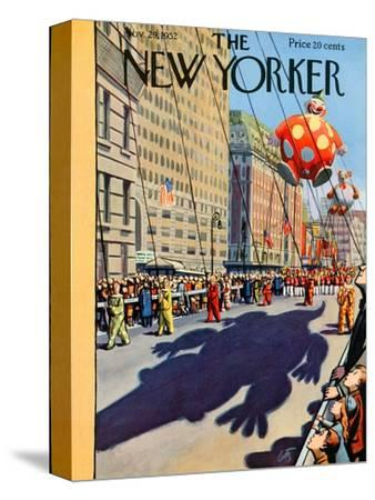 The New Yorker Cover - November 29, 1952