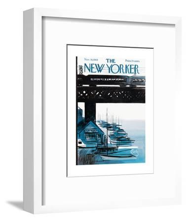 The New Yorker Cover - November 30, 1963