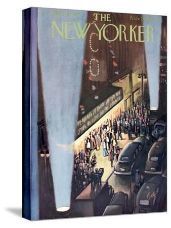 The New Yorker Cover - September 26, 1953