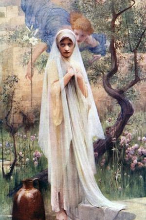 The Annunciation, 1926