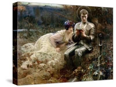 The Temptation of Sir Percival, 1894