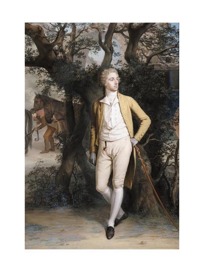 Arthur Hill, 2nd Marquess of Downshire-Hugh Douglas Hamilton-Giclee Print