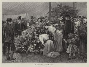 A Country Flower Show by Arthur Hopkins