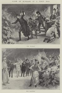 Alarm of Burglars at a Fancy Ball by Arthur Hopkins