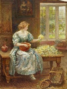 Cowslip Wine, 1909 by Arthur Hopkins