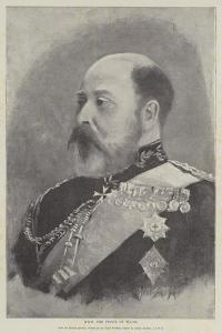 Hrh the Prince of Wales by Arthur Hopkins