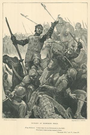 Illustration for King Richard III