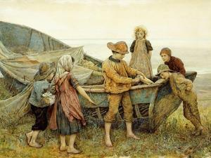 The Genius of the Village by Arthur Hopkins