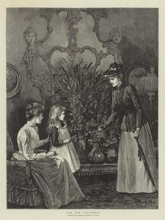 The New Governess by Arthur Hopkins