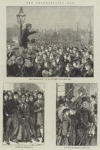 The Thanksgiving Day by Arthur Hopkins