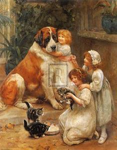 Family Favourites by Arthur John Elsley