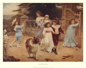 Home Team by Arthur John Elsley