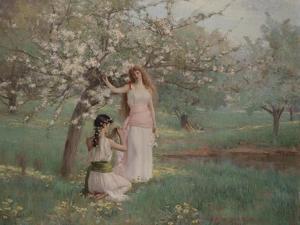 Spring, 1891 by Arthur Loureiro